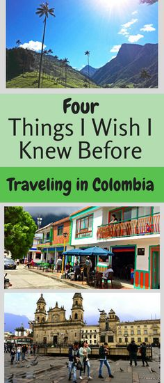 Don't go to Colombia without reading this blog post!