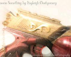 Custom made to order nerf gun di AwesomeSomething su Etsy