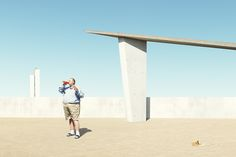 Pleasure Grounds by Clemens Ascher | CGI & Retouching on Behance