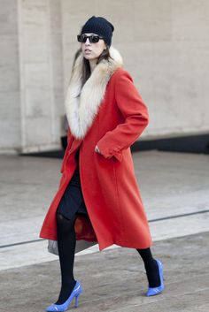 Throwback Thursday: More than 400 Street Style Snaps From Last Season's NYFW