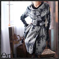 Amazing coat dress