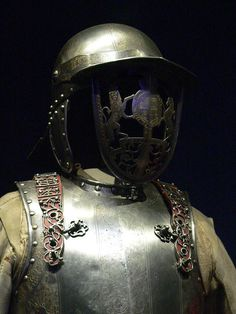 Armor of King James II produced in 1686 3