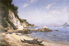 Praia da Boa Viagem 1884
