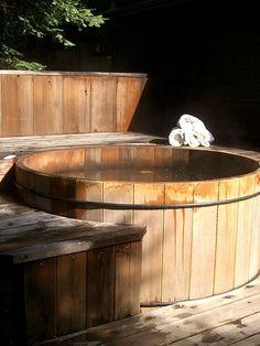Maine Cedar Hot Tubs: Handcrafted cedar electric hot tubs ...