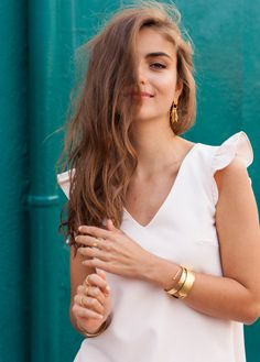 Apoluze | Robe Almi Feminine Mode, Mode Outfits, Dress Me Up, Spring Summer Fashion, Going Out, Fashion Dresses, White Dress, Summer Dresses, My Style