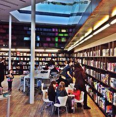 EL BOOKSHOP DE PROA #Bookshop #Editorial #Libreria #Museo