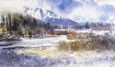 Portage Creek by Nita Engle