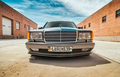 Bid for the chance to own a 1986 Mercedes-Benz at auction with Bring a Trailer, the home of the best vintage and classic cars online. Mercedes W126, Mercedes Benz Cars, Merc Benz, Mercedez Benz, Benz S Class, Lakefront Homes, Classic Mercedes, Classic Cars Online, Vintage Cars