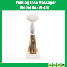 Hot Selling Pobling Face Clean Massager Portable Sonic Facial Brush