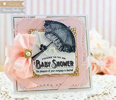 BABY SHOWER VICTORIA VINTAGE - Buscar con Google