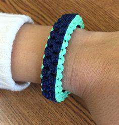 Square Braid #paracord bracelet https://www.youtube.com/watch?v=GhAxTA_tD-4