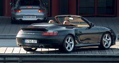 Porsche 911 Turbo Cabriolet (996)