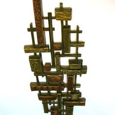 Brutalist Art | Brutalist art wall sculpture | Brutalist Art | Pinterest