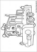 Chuggington 06 Coloring Page For Kids And Adults From Cartoon Series Pages