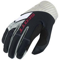 Scott 450 PODIUM Gloves (BLK/WHT)
