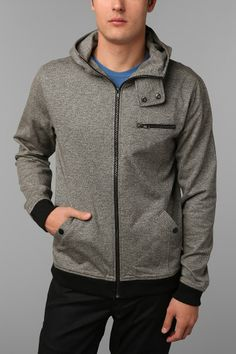 The Narrows Zip-Up Hoodie Sweatshirt