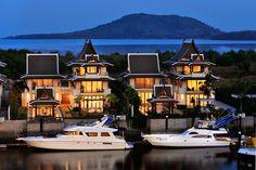 Villa de luxe à Phuket