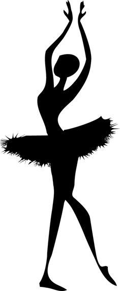 Vinilo decorativo bailarina 2