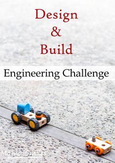 Challenge your children to think like engineers with this fun STEM learning challenge!