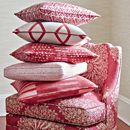 Thibaut Design Red Group in Palampore
