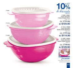 Carnaval de Colores - Tupperware Mexicano