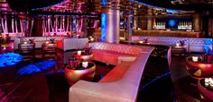 Top 5 nightclubs in Miami -LIV at Fontainebleau Miami Beach -WALL at W South Beach -Mynt -Mokai Miami -Arkadia