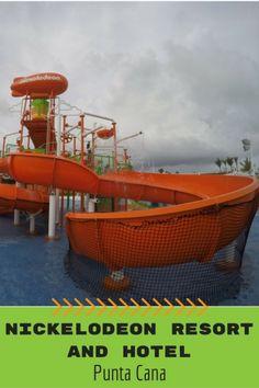 A Gourmet-Inclusive Experience at Nickelodeon Resort and Hotel Punta Cana via @trekaroo