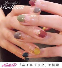Creative Nail Designs, Beautiful Nail Designs, Simple Nail Designs, Beautiful Nail Art, Creative Nails, Nail Art Designs, Simple Acrylic Nails, Simple Nails, Self Nail