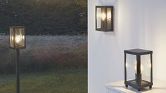 Lampes outdoor