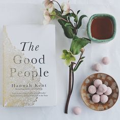 The Simple Things | The Good People by Hannah Kent | Pretty Books | Books Photography | Books Flat Lay