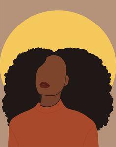 Black Girl Art, Black Women Art, Black Girl Magic, Art Girl, Black Lady, Dating Black Women, African American Girl, American Art, American Women