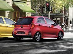 Habt ihr den neuen #Picanto schon in den Straßen eurer Stadt gesehen? Wenn ihr nicht warten wollt, ihr findet ihn bei eurem lokalen Kia-Händler ;) Kia Picanto, Vehicles, Models, Cars, Cities, Waiting, Rolling Stock, Vehicle