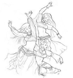 Amazon.com: Parie's Peasant Blouse Pattern (Belly Dance): Arts, Crafts & Sewing