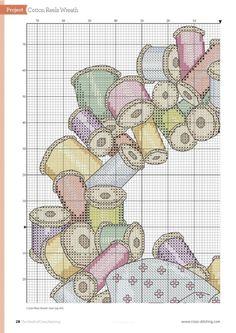 (1) Gallery.ru / Фото #27 - The world of cross stitching 239 - tymannost