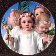 Il coraggio di guardare il cielo: 28 dicembre: Santi Innocenti Martiri