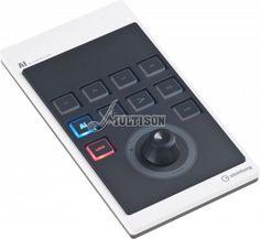 Steinberg CMC-AI es un controlador USB que ofrece acceso instantáneo a las funciones de tu sistema musical Cubase.    Interfaz controladora USB  Ajusta los parámetros seleccionados por el ratón  Funcionalidad de desplazamiento intuitiva  Modo Browse  4 teclas de función asignables  Alimentado por USB