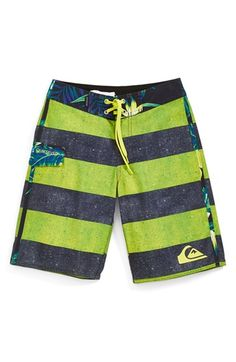 Quiksilver 'Everyday Brigg' Board Shorts (Toddler Boys, Little Boys & Big Boys) available at #Nordstrom