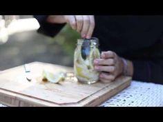 Limoni sotto sale - le ricette di lacucinavegetariana.it