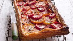 Tomato tart.  Bill Granger.