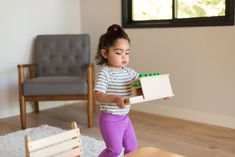 An open toy shelf is a keystone of the Montessori environment. Here's why we don't want to corral toys into bins for organization. Toy Rooms, Kids Rooms, Maximum Effort, Messy Play, Developmental Toys, Programming For Kids, Montessori Activities, Fine Motor Skills, Toddler Toys