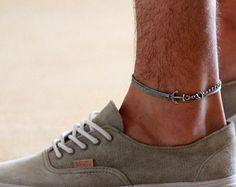 De cheville bracelet de cheville d'ancrage de par Galismens