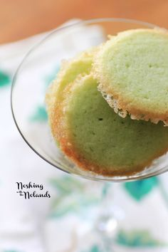 Margarita Cookies for Cinco de Mayo by Noshing With The Nolands