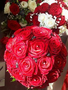 Grand prix brides bouquet