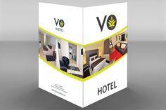Identidad corporativa para Hotel