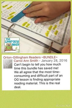 Leveled Orton-Gillingham reading passages. Fully decodable, controlled reading passages. Over 160 reading passages included!