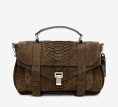 Proenza Schouler Taupe Tote - I feel bad that I like this, but it is gorgeous.