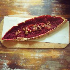 vegan pide from Datlı Maya