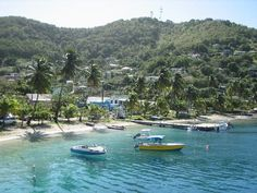 Bequia - St. Vincent and the Grenadines. Can't wait to go back to this beautiful place.