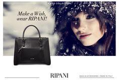 Ripani Icons Collection - model CANNAREGIO http://goo.gl/WjV8eU  #gift #inspiration #wishcometrue