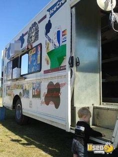 New Listing: http://www.usedvending.com/i/For-Sale-Chevy-Step-Van-Ice-Cream-Truck-Used-in-North-Carolina-/NC-T-413P For Sale Chevy Step Van Ice Cream Truck - Used in North Carolina!!!